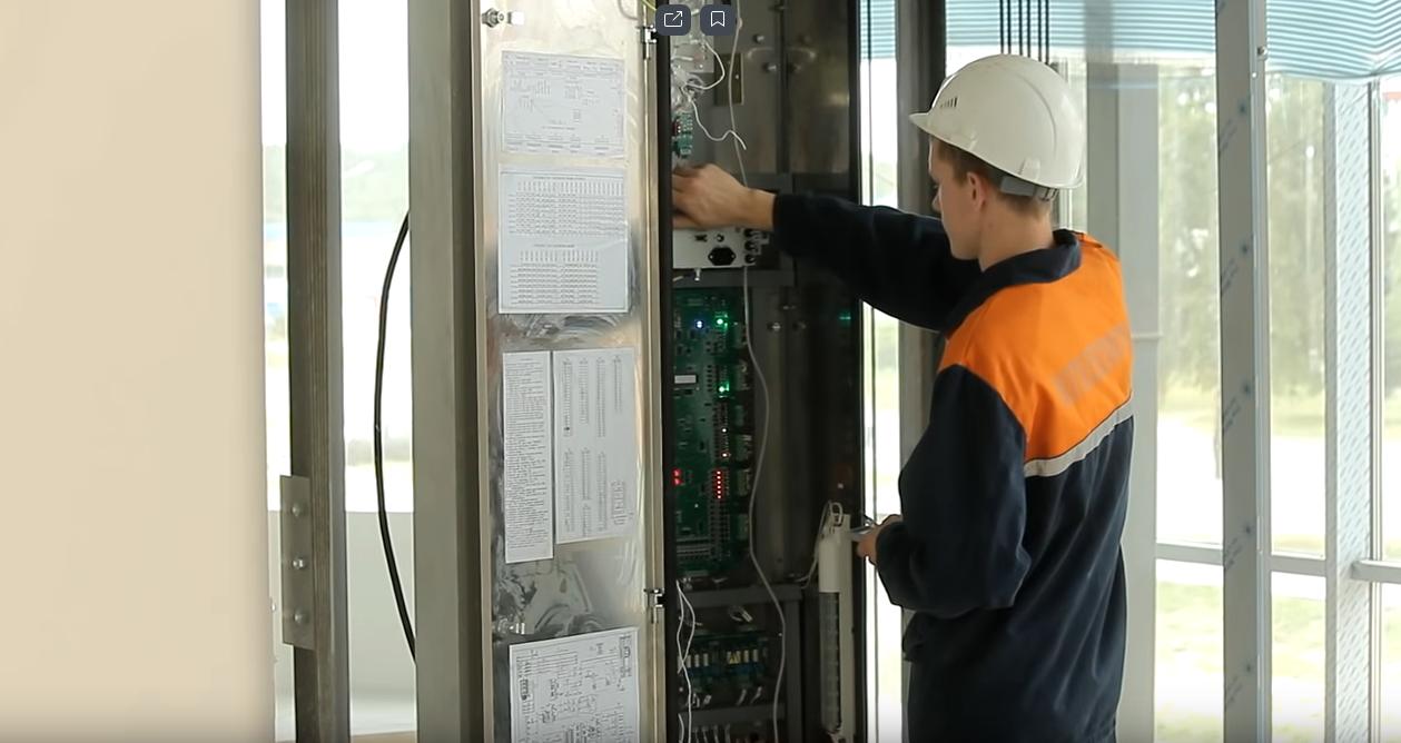 Модернизация и ремонт лифта